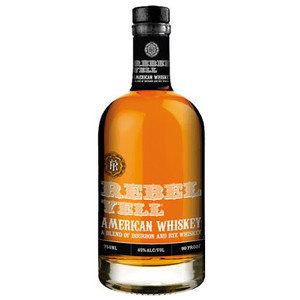 Rebel Yell American Whiskey 750ml