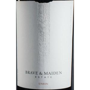 Brave & Maiden Union Santa Ynez Red Blend