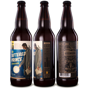 Bottle Logic The Tattered Prince Spiced Saison 22oz