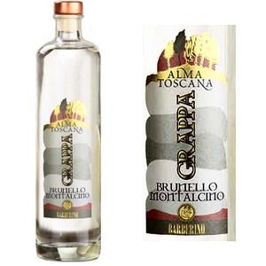Barberino Alma Toscana Brunello Montalcino Grappa 750ml