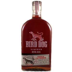 Bird Dog Devil Dog Cocoa Cayenne Liqueur Whiskey 750ml