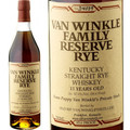 Van Winkle Family Reserve 13 Year Old Rye Whiskey 750ml