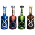 Lucha Tequila 4 Bottle Collectors Set