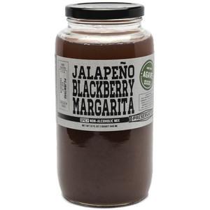 Preservation Jalapeno Blackberry Margarita Mix 32oz