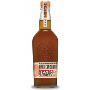 American Born Peach Whiskey 750ml