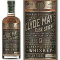 Clyde May's 9 Year Old Cask Strength Alabama Style Whiskey 750ml