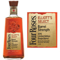 Four Roses Elliot's Select Limited Edition Single Barrel Kentucky Straight Bourbon Whiskey 2016 750ml