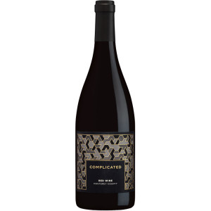 Complicated Central Coast Red Wine