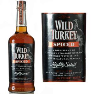Wild Turkey Spiced Kentucky Straight Bourbon 1L