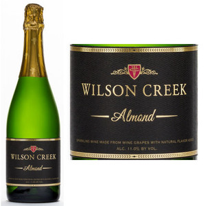 Wilson Creek Almond California Champagne NV