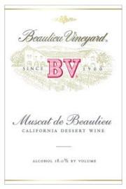 Beaulieu Vineyards California Muscat