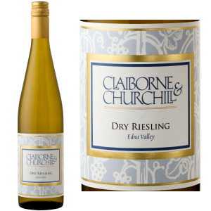 Claiborne & Churchill Central Coast Dry Riesling