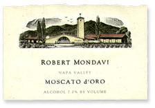 Robert Mondavi Napa Moscato d'Oro