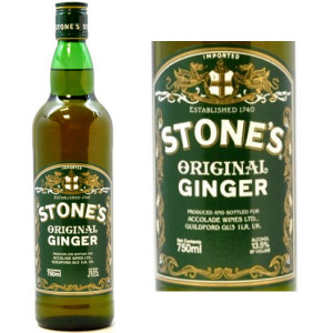 Stone's Ginger Wine
