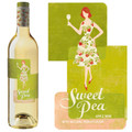 Sweet Pea Apple Wine with Natural Peach Flavors NV