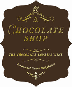 Chocolate Shop Chocolate Red Wine NV