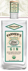 Farmer's Botanical Organic Gin