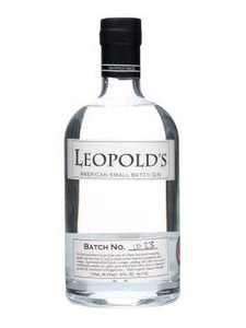 Leopold Bros. Small Batch Gin 750ml