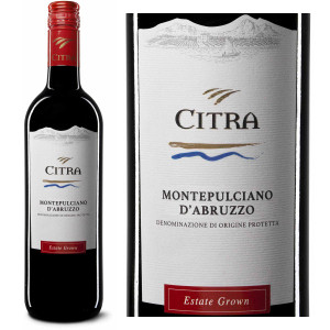 Citra Montepulciano D&#039;Abruzzo