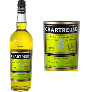 Chartreuse Yellow France