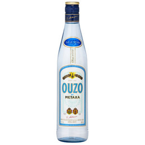Metaxa Ouzo Greece