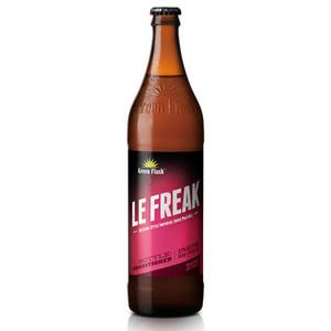 Green Flash Brewing Le Freak Imperial IPA 22oz.