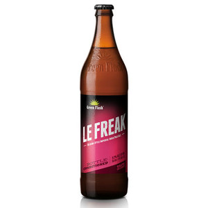 Green Flash Brewing Le Freak Imperial IPA 22oz.