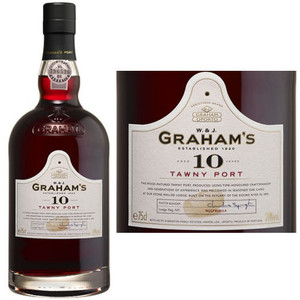 Graham&#039;s 10 Year Old Port