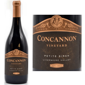 Concannon Conservancy Livermore Valley Petite Sirah
