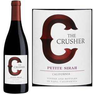 The Crusher Growers Selection Clarksburg Petite Sirah