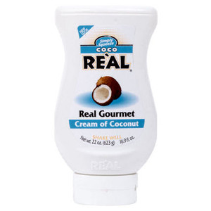 Coco Real Cream of Coconut (weight 21oz)