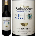 Rhum Barbancourt 5 Star Reserve Speciale 8 Year Old Haitian Rum 750ml