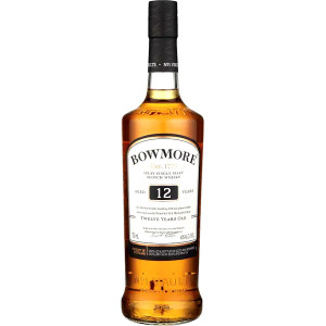Bowmore 12 Year Old Islay Single Malt Scotch 750ml