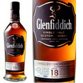 Glenfiddich 18 Year Old Speyside Single Malt Scotch 750ml
