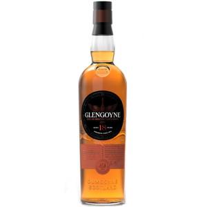 Glengoyne 18 Year Old Highland Single Malt Scotch 750ml
