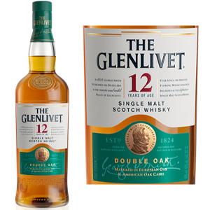 The Glenlivet 12 Year Old Speyside 750ml