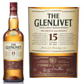 The Glenlivet 15 Year Old French Oak Speyside Single Malt Scotch 750ml
