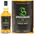 Springbank 15 Year Old Campbeltown 750ml