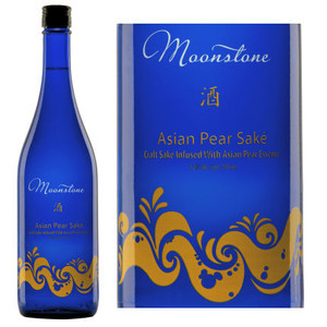 Moonstone Asian Pear Ginjo Sake