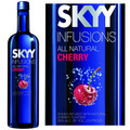 Skyy Cherry Infusions Vodka 750ml