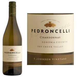 Pedroncelli Frank Johnson Vineyard Dry Creek Chardonnay