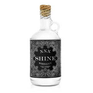 XXX Shine White Whiskey 750ml