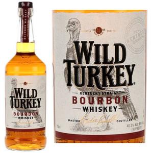 Wild Turkey Kentucky Straight Bourbon 750ml