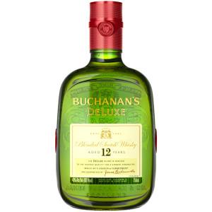 Buchanan's 12 Year Old Blended Scotch 750ML