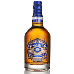 Chivas Regal 18 Year Old Blended Scotch 750ml