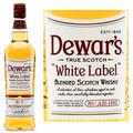 Dewar's White Label Blended Scotch 750ML