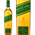Johnnie Walker Green Label 15 Year Old Blended Scotch 750ml
