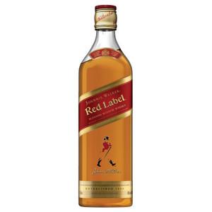 Johnnie Walker Red Label Blended Scotch 750ml