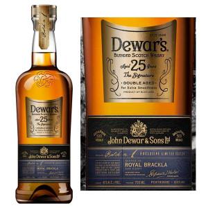 Dewar's Signature Blended Scotch 750ml