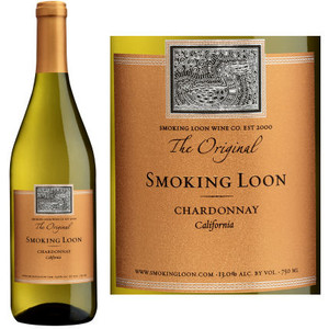 Smoking Loon The Original California Chardonnay